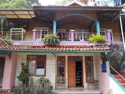 daftar villa di ciater pemandian air panas