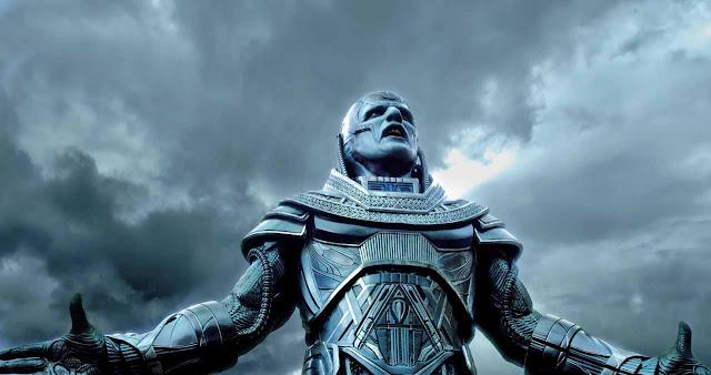 Oscar Isaac como el villano Apocalipsis