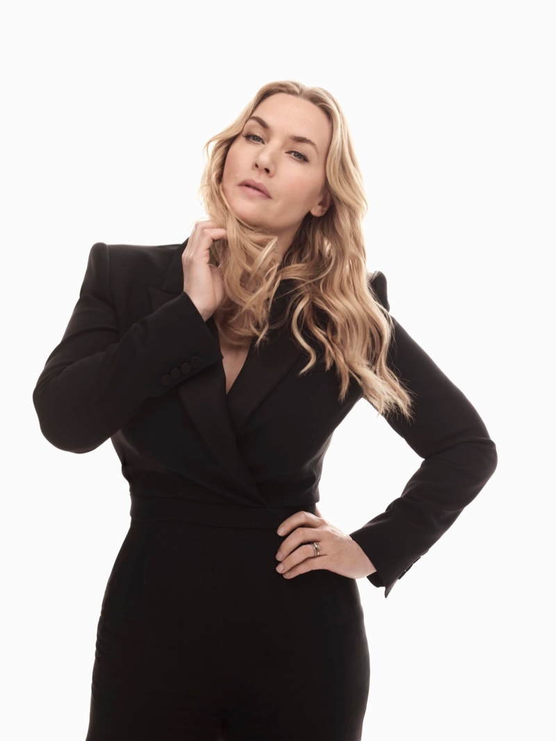 Kate Winslet announced as L'Oreal Paris ambassador. Photo: L'Oreal Paris / Solve Sundsbo