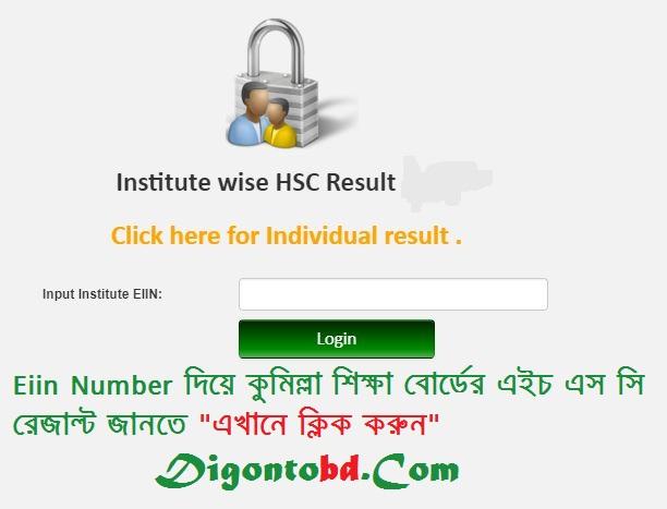 Comilla Board HSC Result 2019 কুমিল্লা বোর্ড এইচ এস সি রেজাল্ট ২০১৯