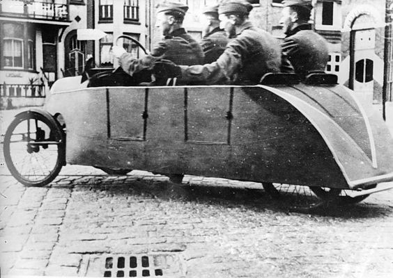 28 January 1941 worldwartwo.filminspector.com German pedal car