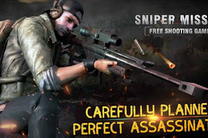 Download Sniper Mission – Free Shooting Games Mod