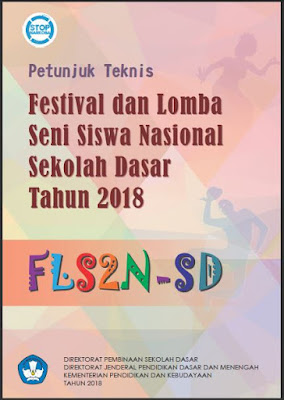 Download Juknis FLS2N SD Tahun 2018