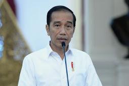 Keterangan Presiden Republik Indonesia Setelah Rapat Terbatas Dalam Penanganan Pandemi Covid-19