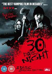 30 Days Of Night (2007) Hindi + Telugu + English Dual Audio 480p