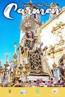 Cultos de la Virgen del Carmen de Chipiona