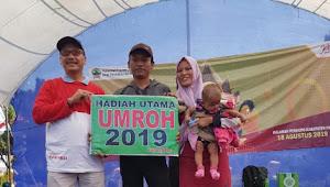 Guru RA Asal Jaken Raih Hadiah Umroh dari PGSI