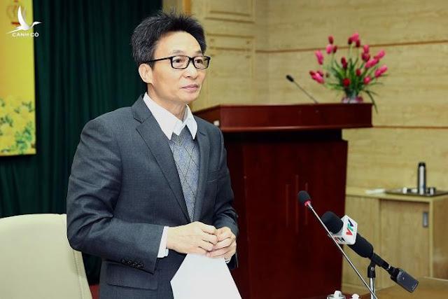 Hà Nội họp khẩn về trường hợp mới nhiễm virus Covid-19