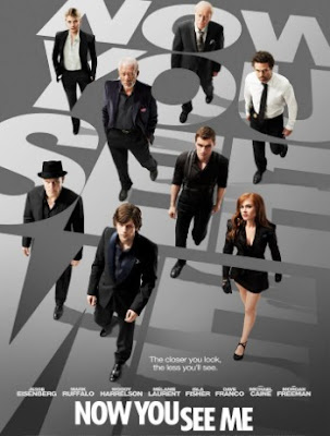 Now You See Me (2013) Bluray Subtitle Indonesia
