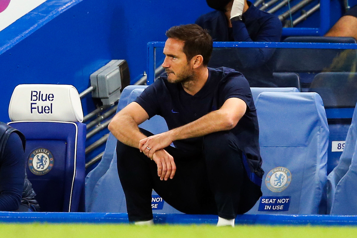 Frank Lampard - Chelsea Manager