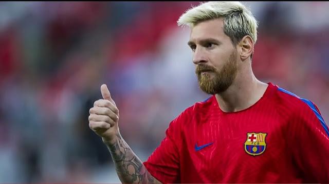 Messi Photo HD