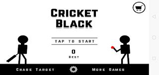 Cricket Black Mod Apk