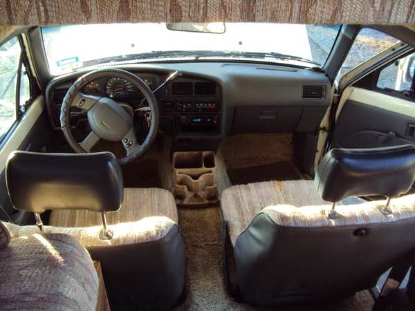 Used Rvs 1990 Toyota Dolphin Rv Needs Work For Sale By Owner