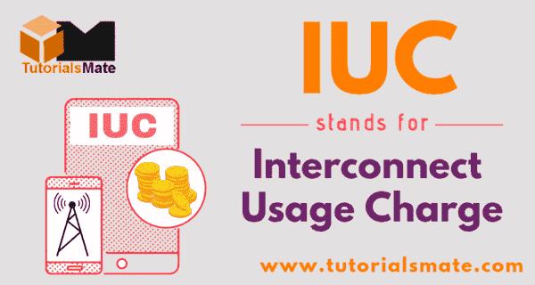 IUC Full Form