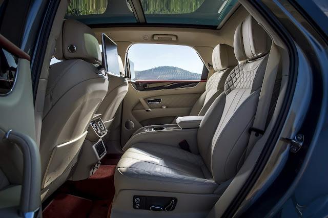 Bentley Bentayga Brasil - preço