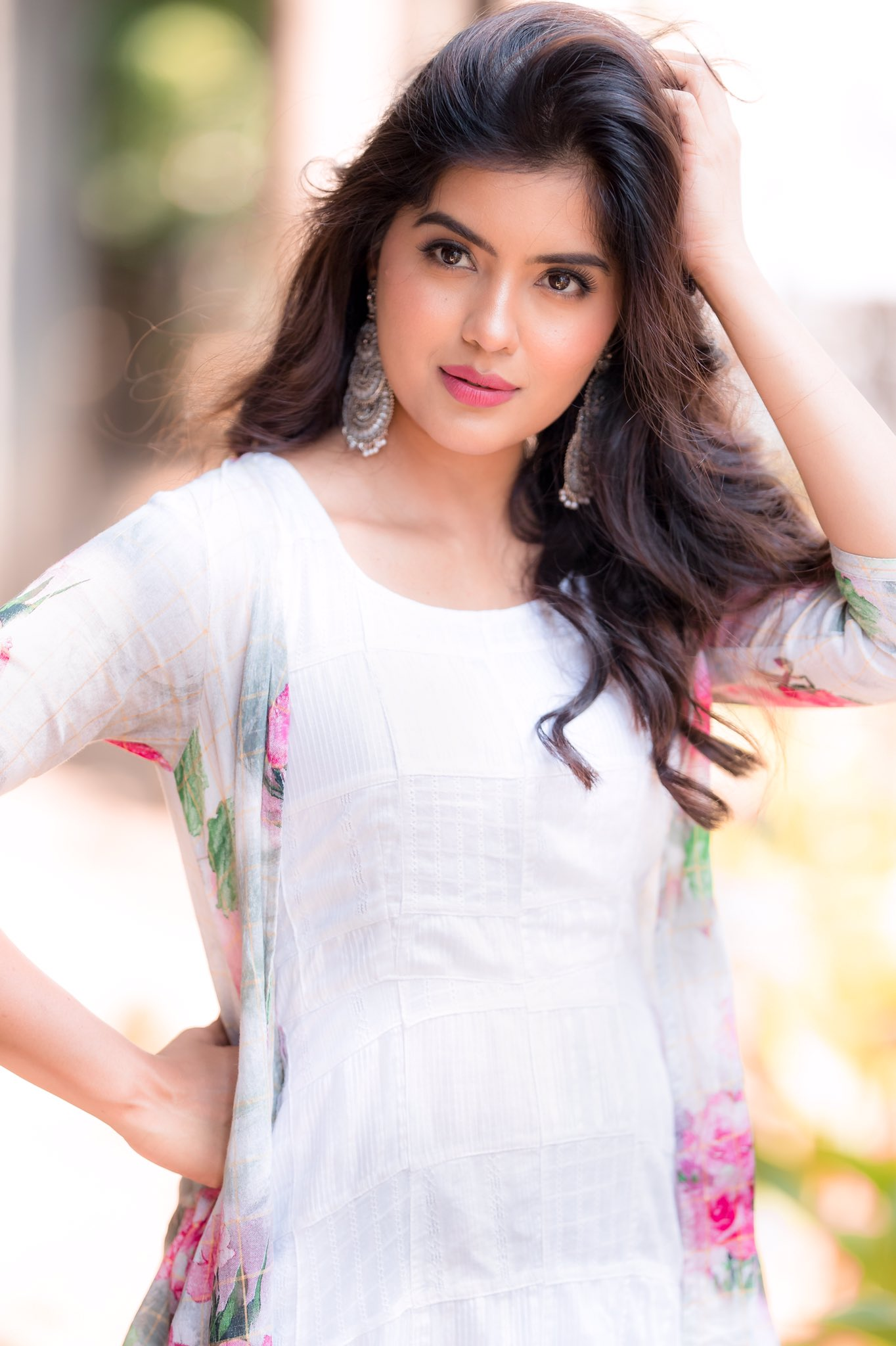Actress Amritha Latest Stills