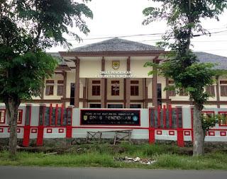 Alamat Sekolah di Kabupaten Sukoharjo