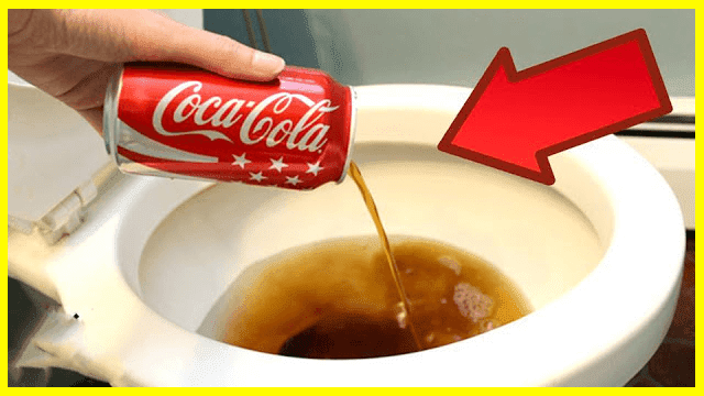 10 Home Cleaning Tricks Using Coca-Cola You'll Wish You Knew Earlier