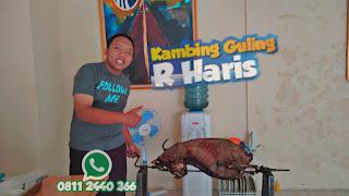 Kambing Guling Lembang, kambing guling,