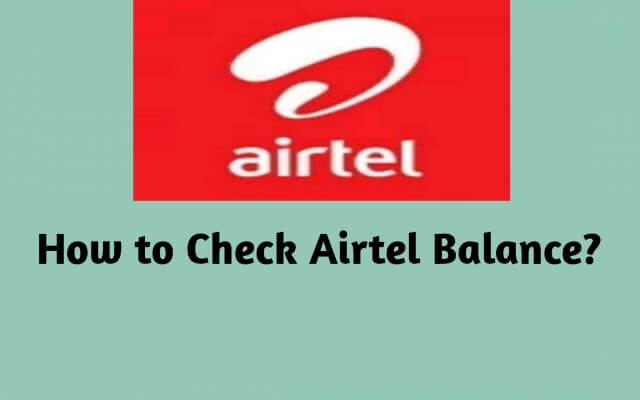 How to Check Airtel Balance 2020  |  All USSD Codes and Online method  | 3G/4G/Prepaid/Postpaid