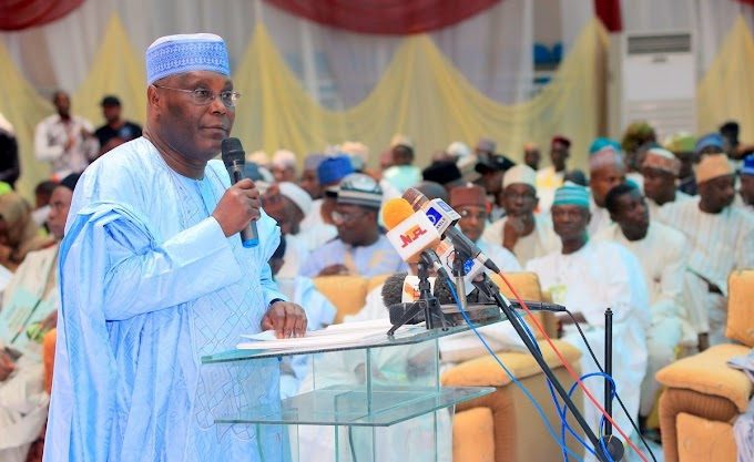 Atiku Calls INEC And Warns Electoral Body Not To Tamper With Osun Result