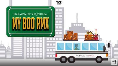 Audio | Harmonize Ft Q Chilla - My Boo Remix  Mp3 | DOWNLOAD