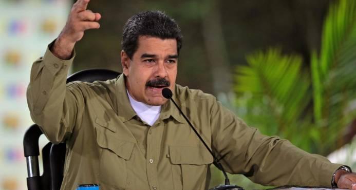 """""""Peor para ustedes"""", advierte Maduro a la oposición por faltar al diálogo"""