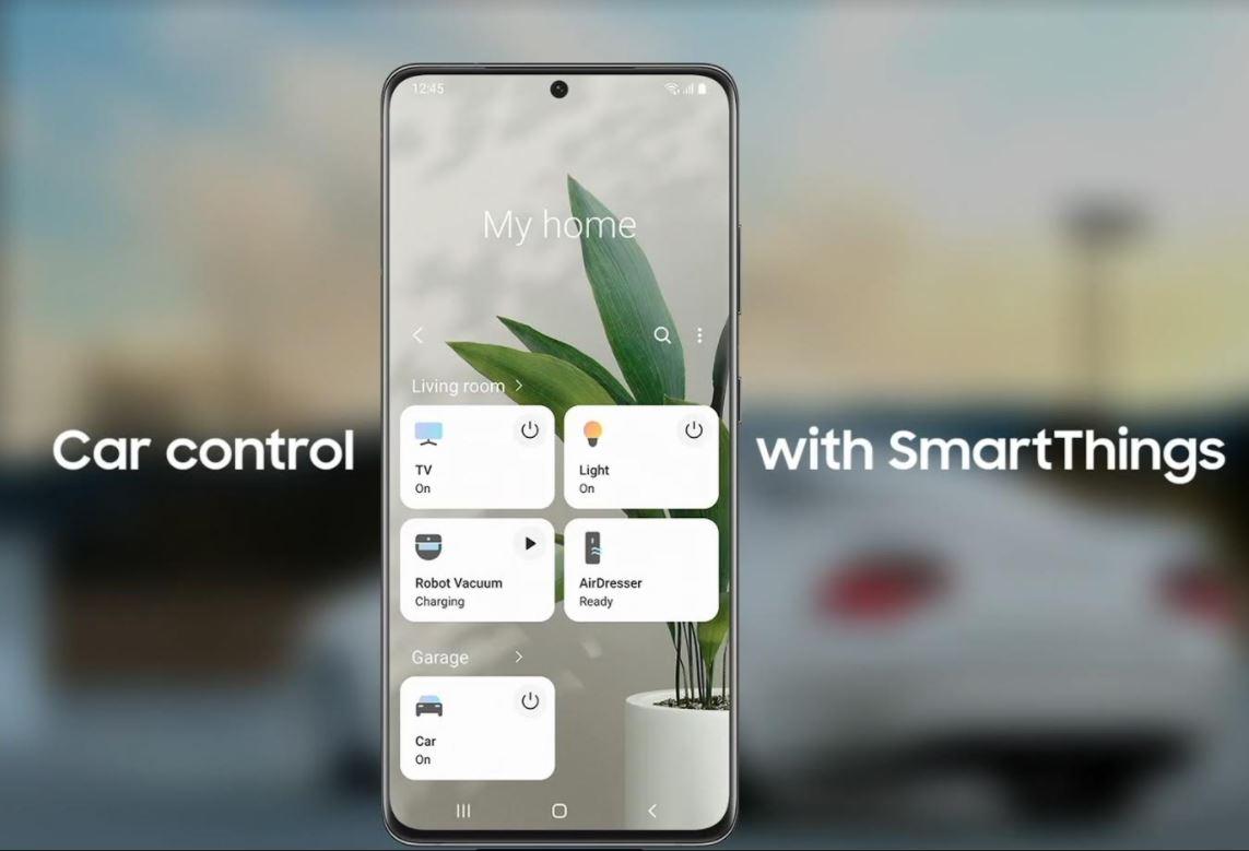 Kecanggihan Aplikasi SmartThings di Samsung Galaxy S21 Series 5G, Bisa Apa Saja?