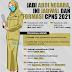 Pemerintah Buka Seleksi CPNS 2021 sebanyak 1.275.387 Formasi