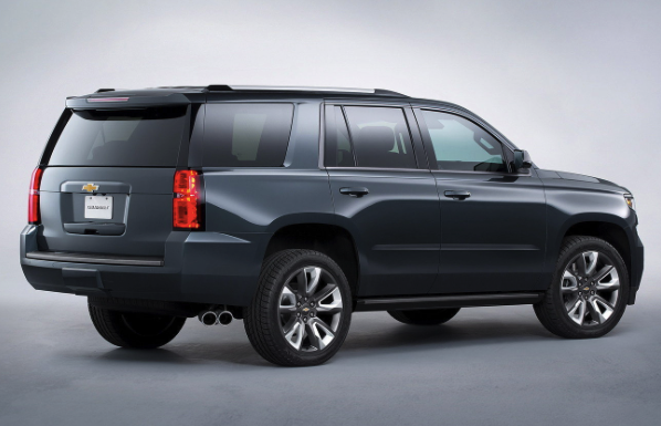2017 Chevrolet Tahoe 4WD Review and Release