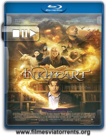 Coração de Tinta: O Livro Mágico Torrent - BluRay Rip 720p e 1080p Dual Áudio 5.1 (2008)