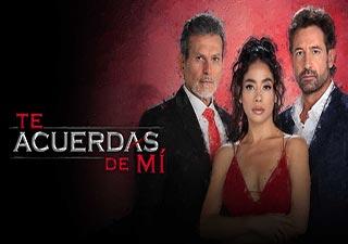 capítulo 74 - telenovela - te acuerdas de mi  - las estrellas