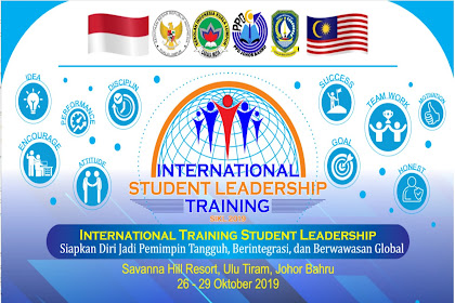 Sekolah Indonesia Kuala Lumpur Motori Kegiatan International Student Leadership Training