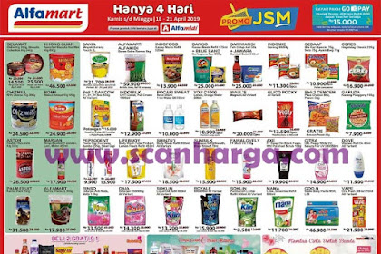 Katalog Promo JSM Alfamart 25 - 30 April 2019