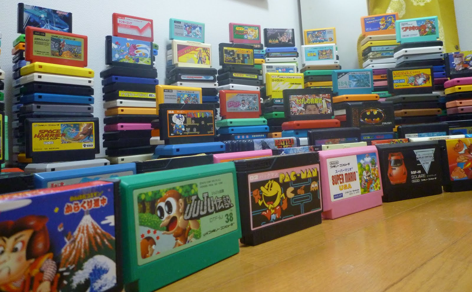 Hardcore Gaming 101 - Blog: Top 100 Famicom games – as voted