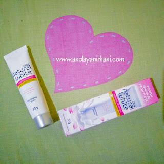 Cerah Seketika dengan Olay Natural White Pinkish Cream