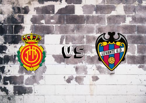 Mallorca vs UD Levante   Resumen
