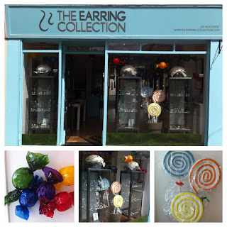 Bright, fun and delicious! Feast your eyes on our latest window display brightening up Cowes High Street!