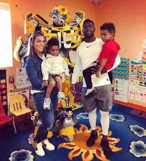 Antonio Brown Chelsie And Kids