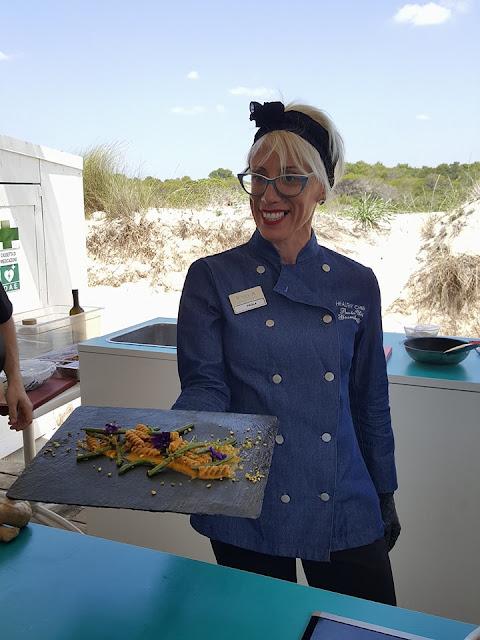 Show cooking-Vivosa Apulia resort