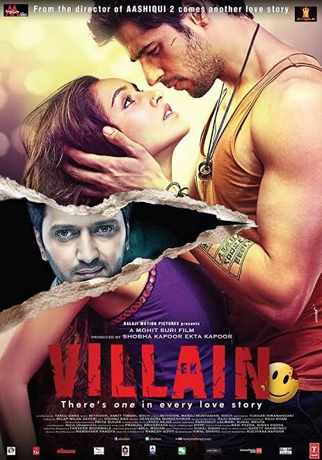 Ek Villain (2014) Hindi Movie Blu-rip 480p 720p