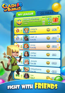 Download Clash of Bubbes Apk