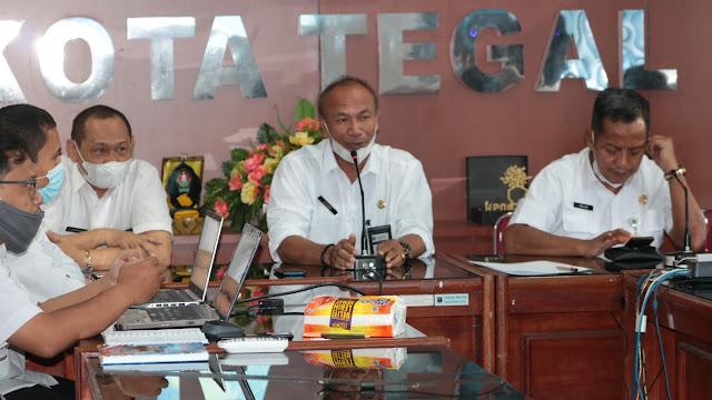 Sekda Minta Tingkatkan MCP Kota Tegal