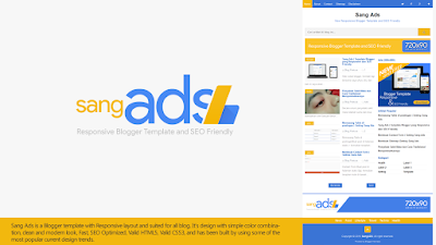Sang Ads | Template Blogger yang Responsive dan SEO Friendly