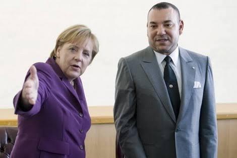 La presidencia alemana de la Unión Europea molesta mucho a Marruecos