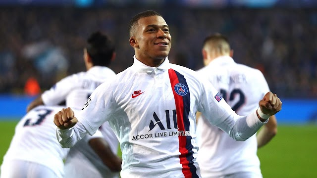 Mbappe is the future - Ronaldo