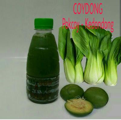 Jus Pakcoy Kedondong