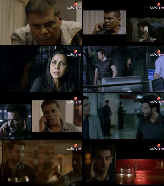 24 Hindi S02E18 HDTV 480p