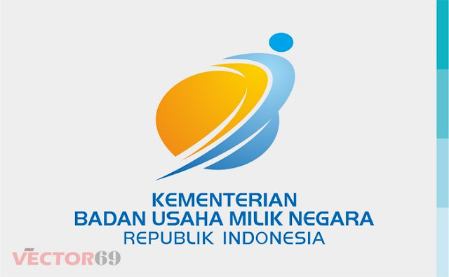 Logo Kementerian BUMN (Badan Usaha Milik Negara) Indonesia - Download Vector File SVG (Scalable Vector Graphics)
