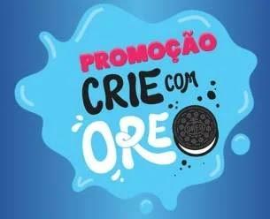 Promoção Crie Com Oreo 50 Mil Reais Toda Semana e Kits Chef Oreo